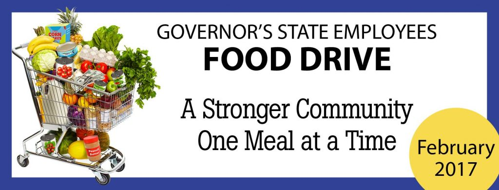 Oregon Governor S State Employees Food Drive