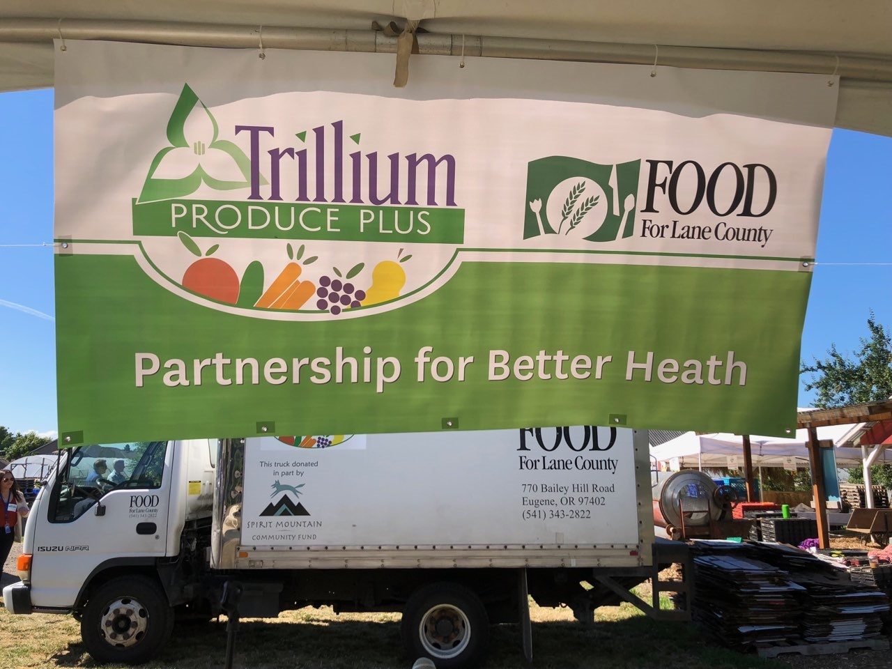 partnership for better health - FOOD For Lane County