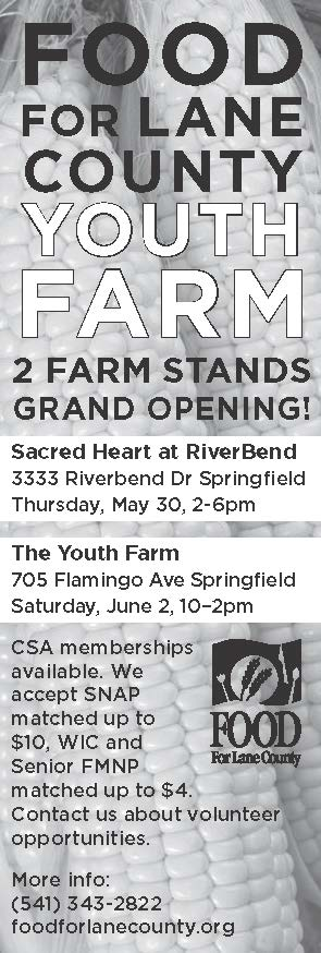 Youth Farm Stands Grand Opening - Summer 2019 - FOOD For