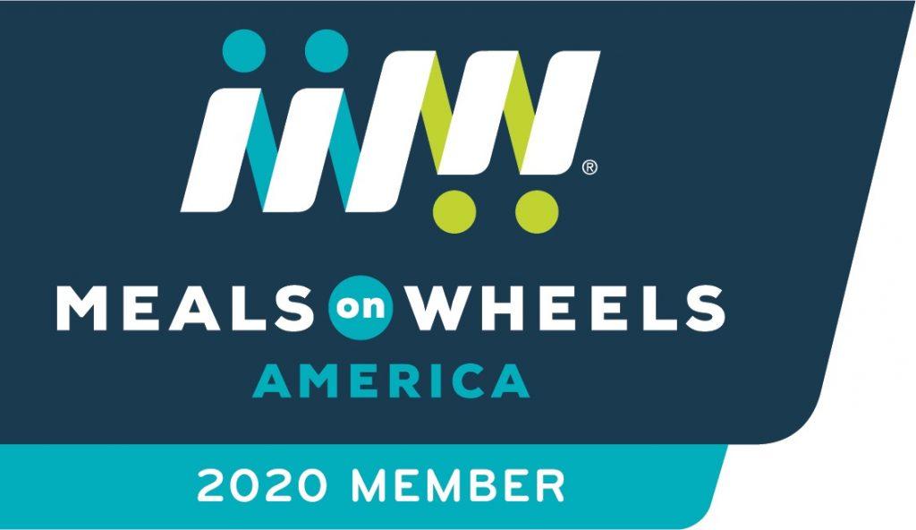 meals on wheels america 2020 member logo