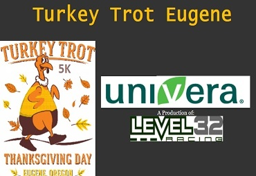 virtual turkey trot eugene univera and level32